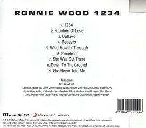 Ronnie Wood 1234: Ronnie Wood: Amazon.es: Música