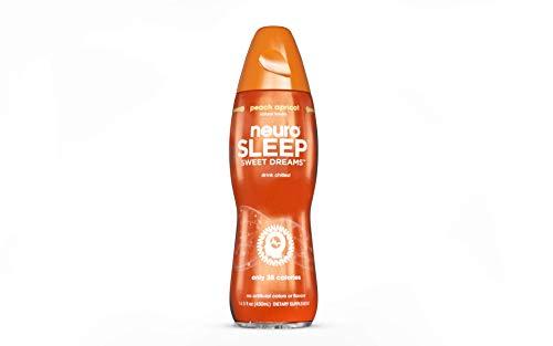 - Neuro SLEEP Peach Apricot, 14.5 oz Bottles (Pack of 12)