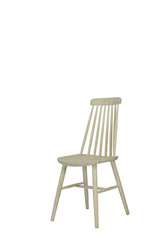 Alden White Windsor Chair (Set of 2) (American Windsor Dining Chair)