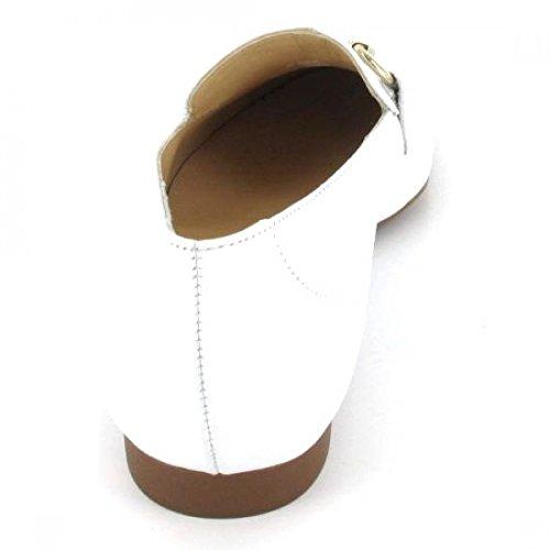 Paul Green Slipper , Farbe: Weiß Weiß