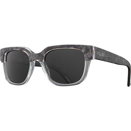 Cr Lenses Polarized Gray 39 - RAEN optics Garwood Sunglasses - Polarized Black Polarized/Matte Grey Crystal, One Size