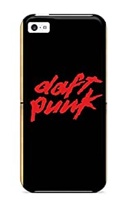 Best Tpu Case Skin Protector For Iphone 5c Daft Punk With Nice Appearance 3658428K34358237