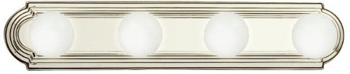 - Kichler 5017NI Linear Bath 24-Inch, Brushed Nickel