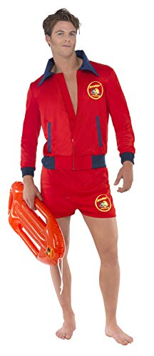 Baywatch Lifeguard Costume]()