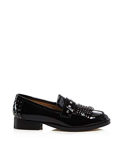 botkier Womens Victoria Closed Toe Mules, Black, Size 10.0