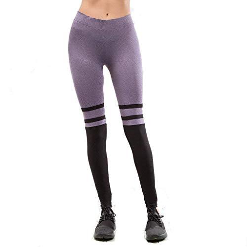 Aderenti Sportivi Yoga String Spessi L Colour Da Regalo S Colore Donna Grazioso Pantaloni Leggings M CtwSqEx44