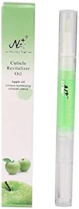 Fheaven Nail Nutritious Oil  1 PCS Mix Taste Cuticle Revitalizer Oil Pen Nail Art Care Treatment Manicure  Nail Care for Fingers and Toe Healthy Nails (B)