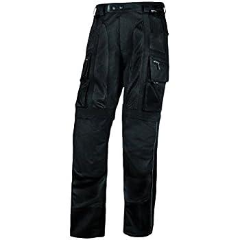 Black, Size 32 Olympia Moto Sports MP224 Mens Dakar Dual Sport Mesh Tech Pants