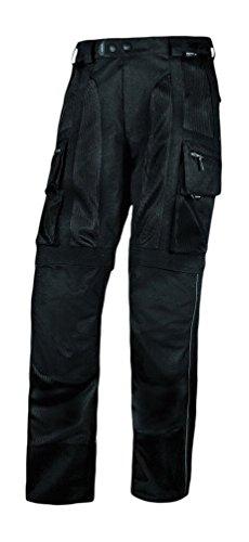 Olympia Moto Sports MP224 Men's Dakar Dual Sport Mesh Tech Pants (Black, Size 36) from Olympia Moto Sports