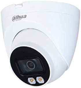 Opinión sobre Dahua - Cámara IP ONVIF PoE 4MP 2.8mm a Todo Color Starlight Warm Led Audio Dahua - IPC-HDW2439T-AS-LED-S2