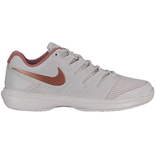 Tennis 096 Air Prestige phantom Red mtlc G De W Nike Grau Eu rose Hc Femme Zoom Chaussures Bronze x0qwaxg5f