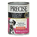 Precise Sensicare Formula Lamb Meal and Rice For Adult Dogs, My Pet Supplies