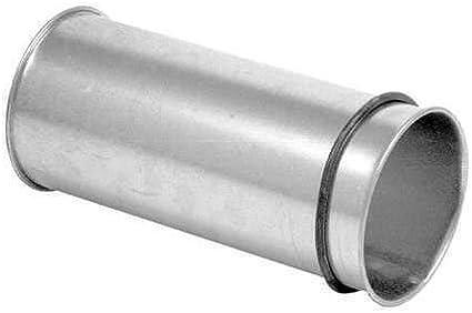 4 In Duct Dia Galvanized Steel 22 3202-0400-100000 Adjustable Nipple