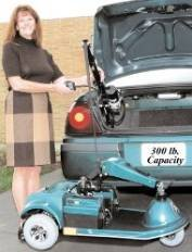 Amazon.com: Silla de ruedas ascensor – Scooter de Movilidad ...