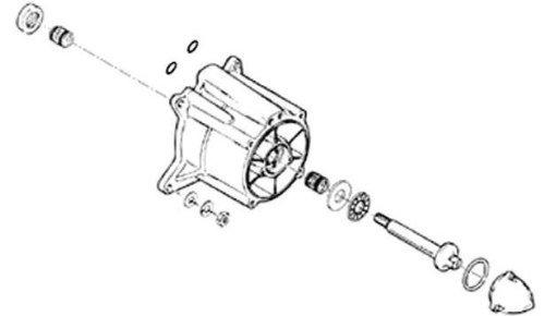 WSM Jet Pump Repair Kit 003-607