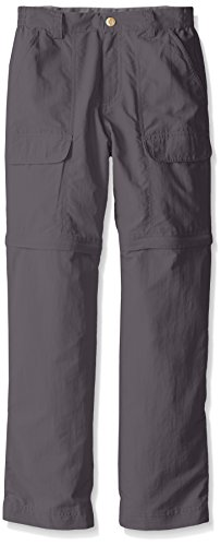New Mens Big Boys Pants - White Sierra Youth Trail Convertible Pants, Castle Rock, Medium