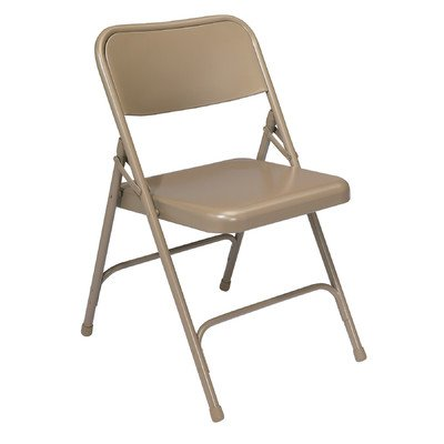 200 Series Industrial Folding Chair [Set of 4] Color: ()
