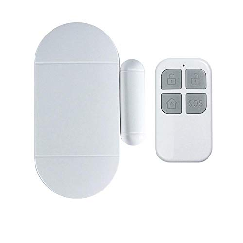 Lorchwise MC-02 Door and Window Wireless Remote Control Alarm - Theft Burglar Alarm - for Home Security