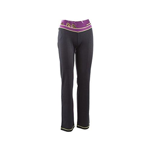 Realtree Girl Women's Yoga Pants | APC Camo | Roman Purple | Large