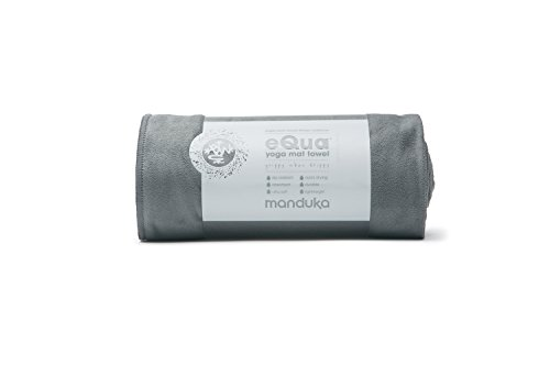 EQua Mat Towel ( Extra Long, Thunder)