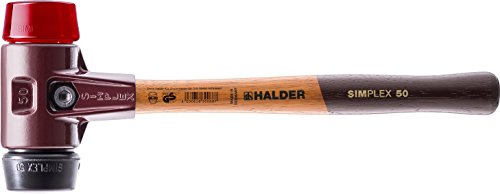 Halder 3026.050 Simplex Soft-Face Mallet by Halder