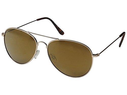Ivanka Trump Women's 097-61 Gold - Aviator Sunglasses 56mm