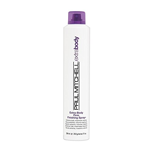 Paul Mitchell Extra-Body Firm Finishing Spray Hair Spray, 11 oz (Firm Finishing Spray Extra)