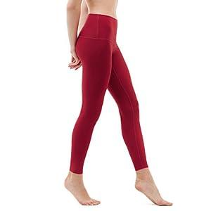TSLA Yoga Pants High-Waist Tummy Control w Hidden Pocket FYP52 / FYP54 / FYP56 / FYP42