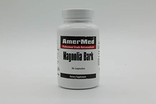 Magnolia Bark Extract 4:1 90 Capsules 2400milligram by - Magnolia Bark Extract