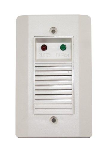 System Sensor Apa451 Annunciator With Piezo Alert Signaling Device - White