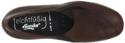 Semler Ria R1805-013-045, Scarpe chiuse con tacco donna Marrone (Braun (Caffee 045))