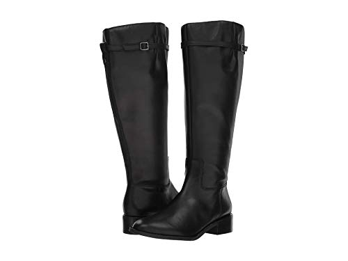 Franco Sarto Women's Belaire WC Equestrian Boot, Black, 7 M US