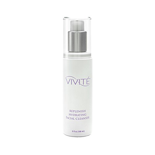 Vivite Replenish Hydrating Facial Cleanser-6 oz