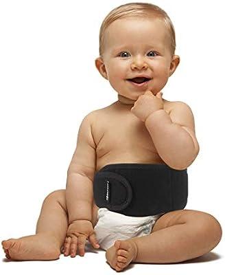 BeFit24® España - Made in EU - Práctico cinturón de color para hernia umbilical para bebés para