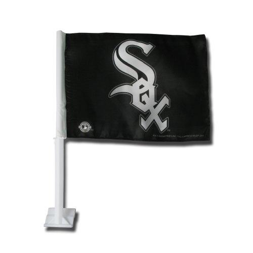 (MLB Chicago White Sox Car Flag)