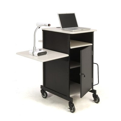 4in 1 Presentation Cabinet - 2