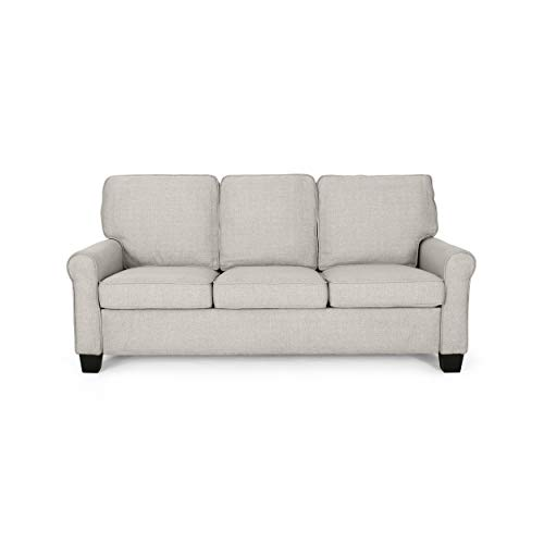 Bridget 3-Seater Sofa, Traditional, Modern, Beige