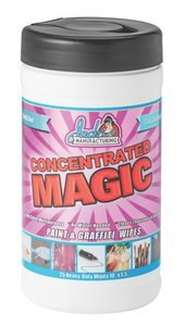 Concentrated MAGIC Paint & Graffiti Wipes 25 Ct -  JACK MANUFACTURING LLC