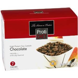 in Soy Cereal (7 Pouches) (Chocolate) ()