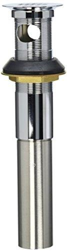 Moen 14750 Commercial 1-1/4-Inch Grid Strainer, Chrome