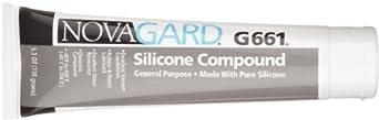 Novagard G661 General Purpose Silicone Grease-Like Compound, 5.3 oz Tube