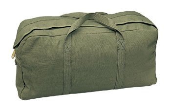 Rothco Canvas Tanker Style Tool Bag - Olive Drab by Rothco