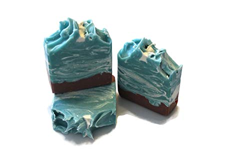 - Beach Artisan Soap, Handmade Soap, Self Care Gift, Luxury Soap, Bar Soap, Father's Day Soap