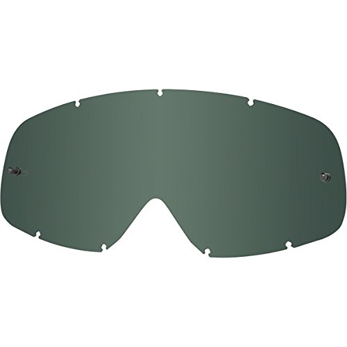 Snowmobile Eyewear Accessories - Oakley XS O-Frame MX Replacement Lens (Dark Grey, One Size)
