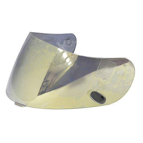 HJC Helmet HJ-09 RST Mirror Coating Shield Visor Gold Color Cl Max Breath Box