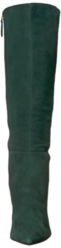 Nine WestFALLON - Fallon Damen Dark Green Suede