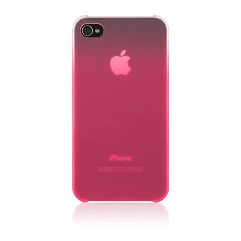 Belkin Essential 016 Matte Fade Polycarbonate Case for Apple iPhone 4s (Paparazzi Pink) (Iphone 4 Belkin Essential)