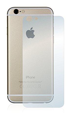 upscreen Scratch Shield Pellicola Protettiva Apple iPhone 6S Posteriore (intera superficie) Protezione Schermo – Trasparente, Anti-Impronte
