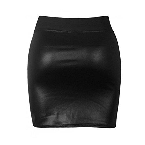 JAVOX JAVOX Femme Fashion's Jupe Noir Jupe Fashion's U8vdTw