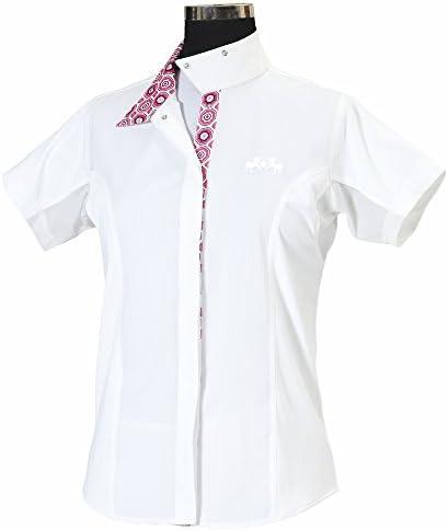 Girl 's Kelsey Showシャツ半袖